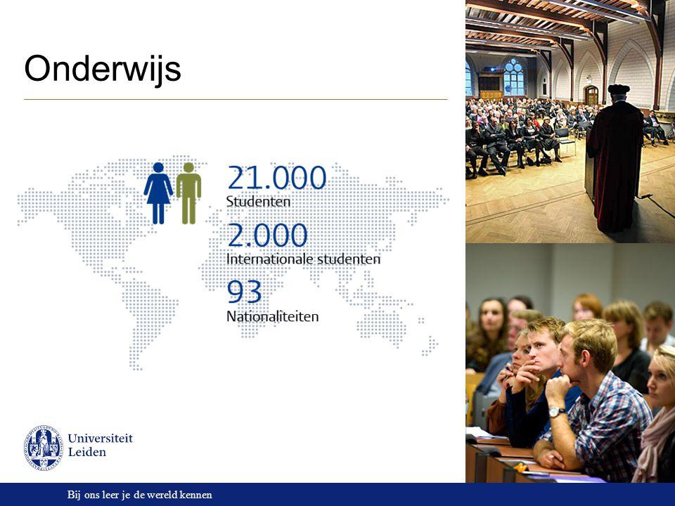 Bij ons leer je de wereld kennen Most Popular LLM Programs in August 2013