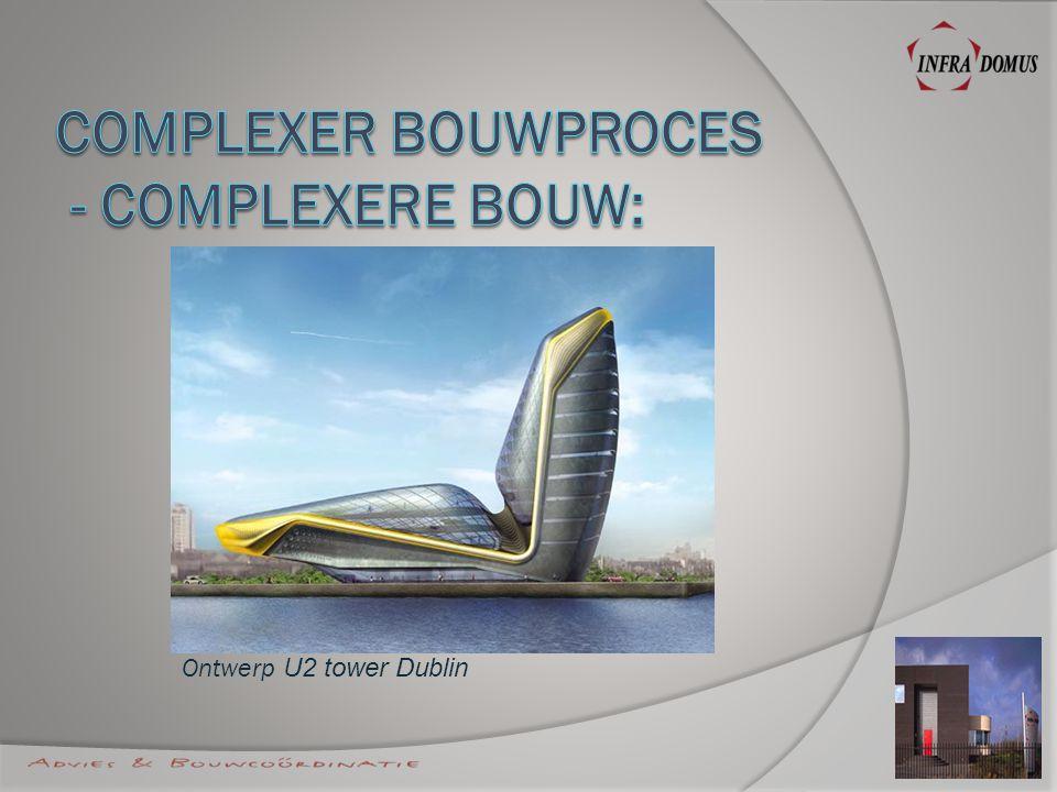 Ontwerp U2 tower Dublin