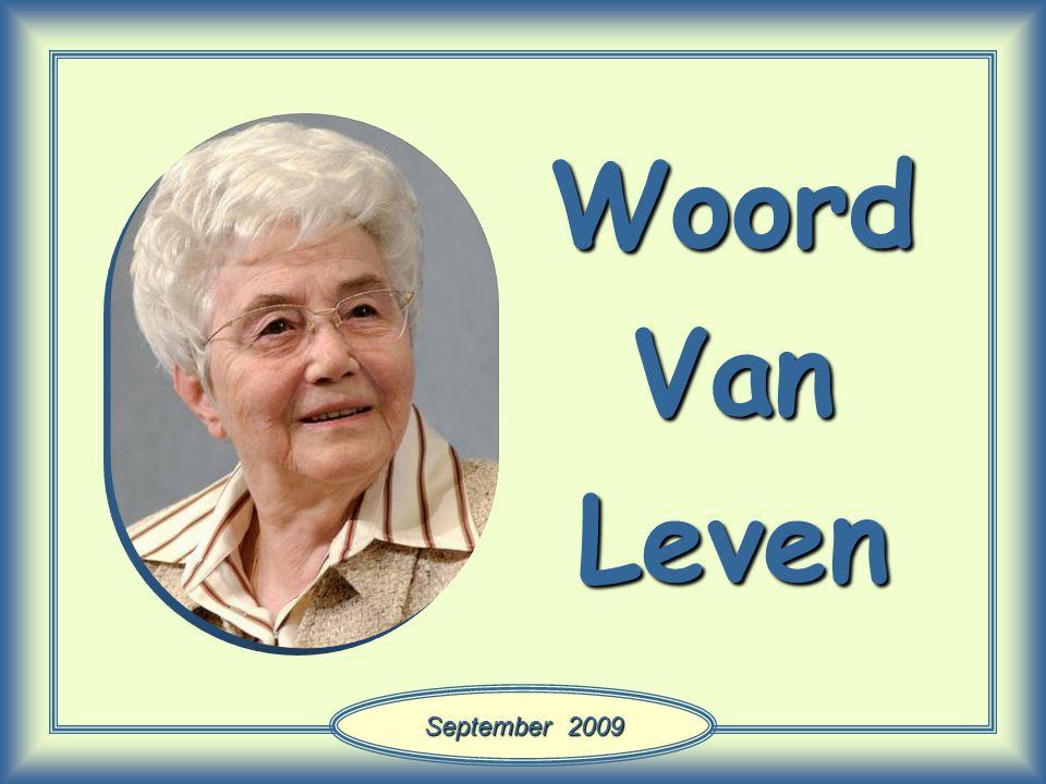 WoordVanLeven September 2009