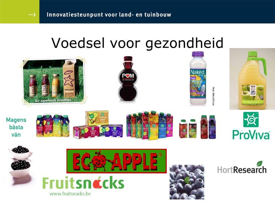 Voedsel voor gezondheid