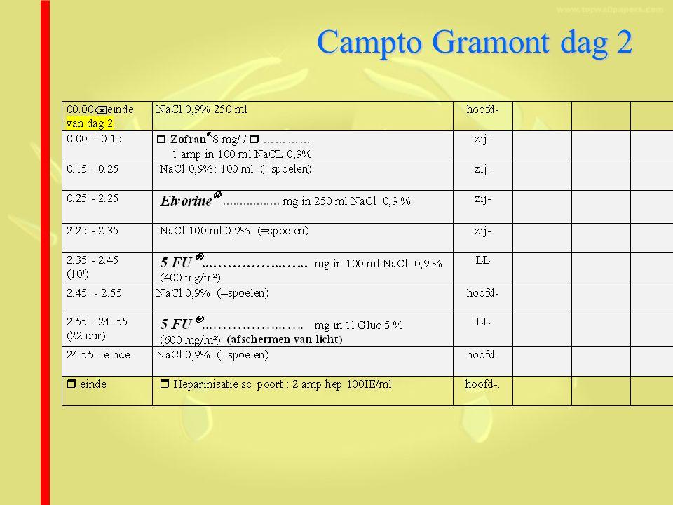 Campto Gramont dag 2