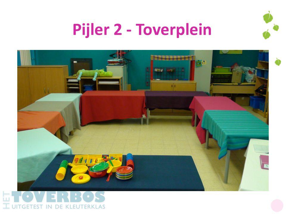 Pijler 2 - Toverplein