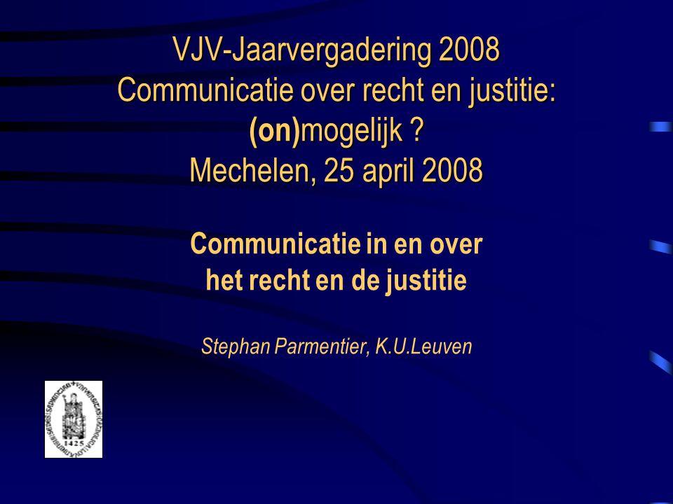 3.Naar een kwaliteitsvolle communicatie 3.1.