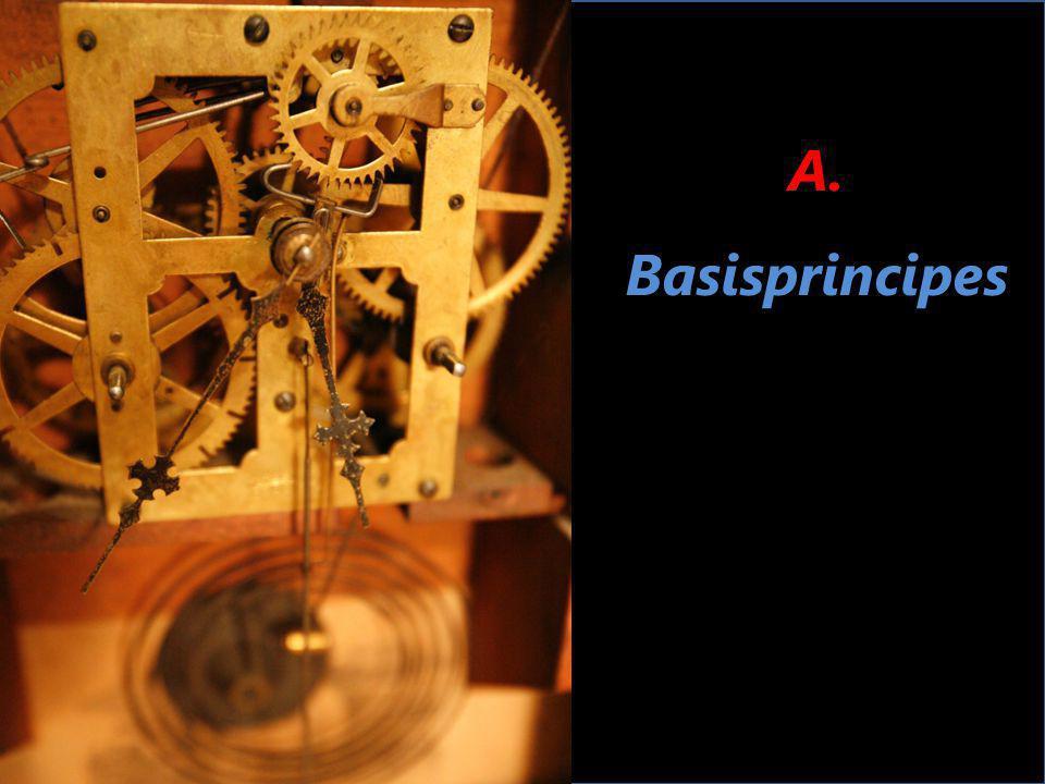 A. Basisprincipes