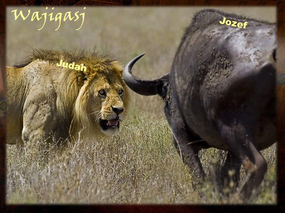 Gen.45:2 ykbb lq [a N[yv Wa jitèn et qolo bivki En gaf zijn stem in huilen Wajigasj Jozef brak
