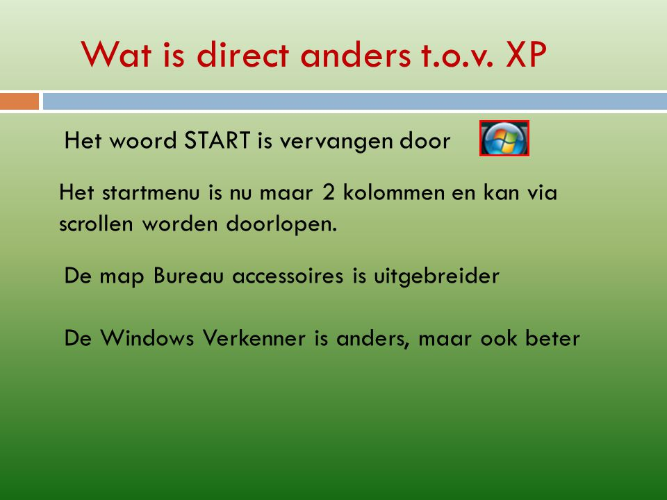Wat is direct anders t.o.v.