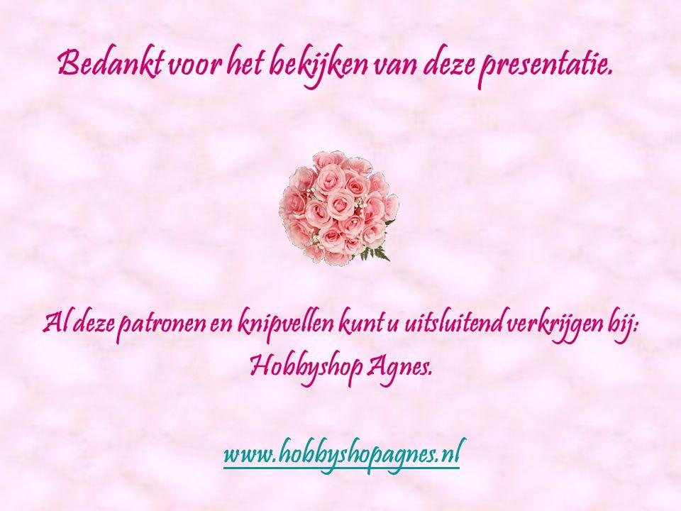 Oranje rozen Gemaakt met borduurpatroon nr 59 en Agnes knipvel 024