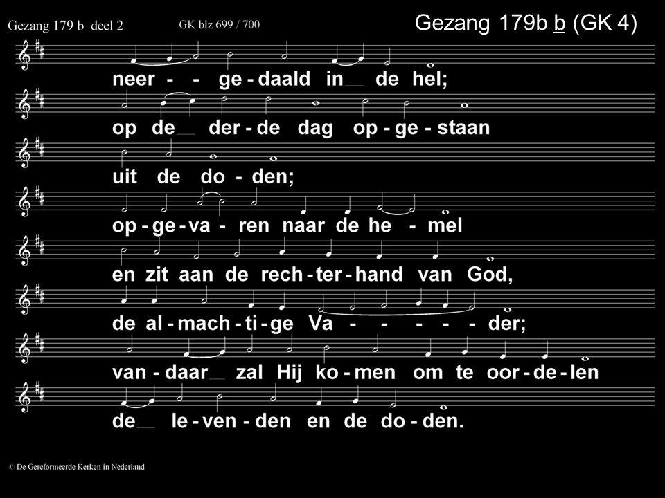 Gezang 179b b (GK 4)