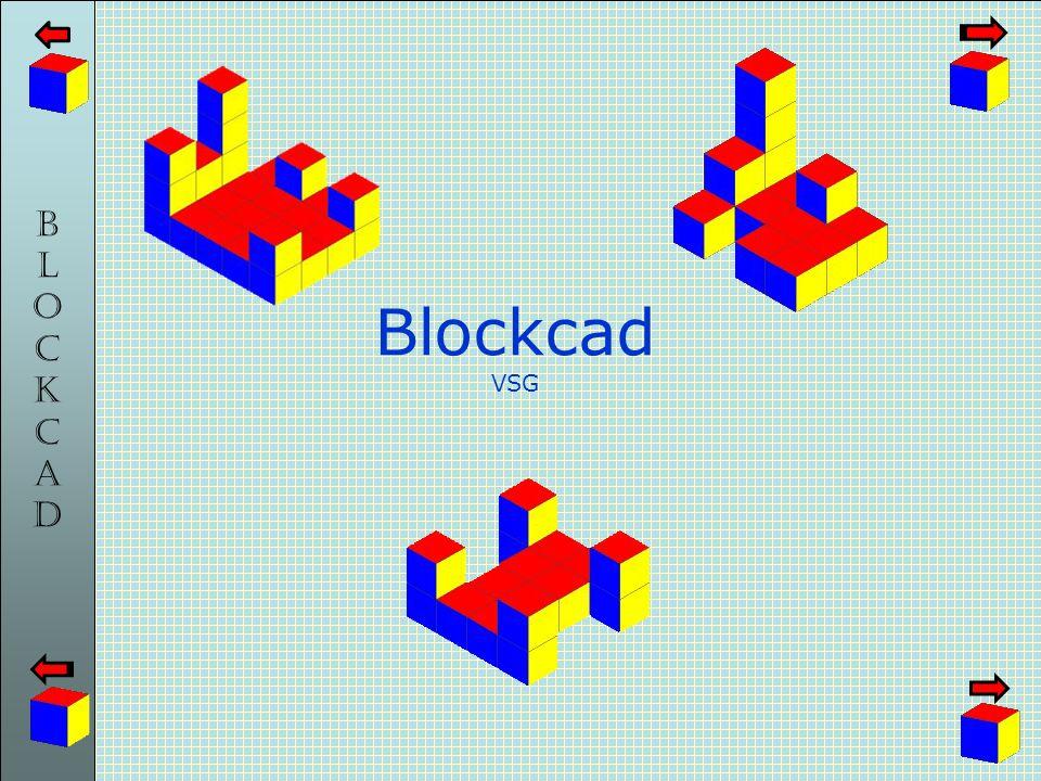 BLOCKCADBLOCKCAD Blockcad VSG