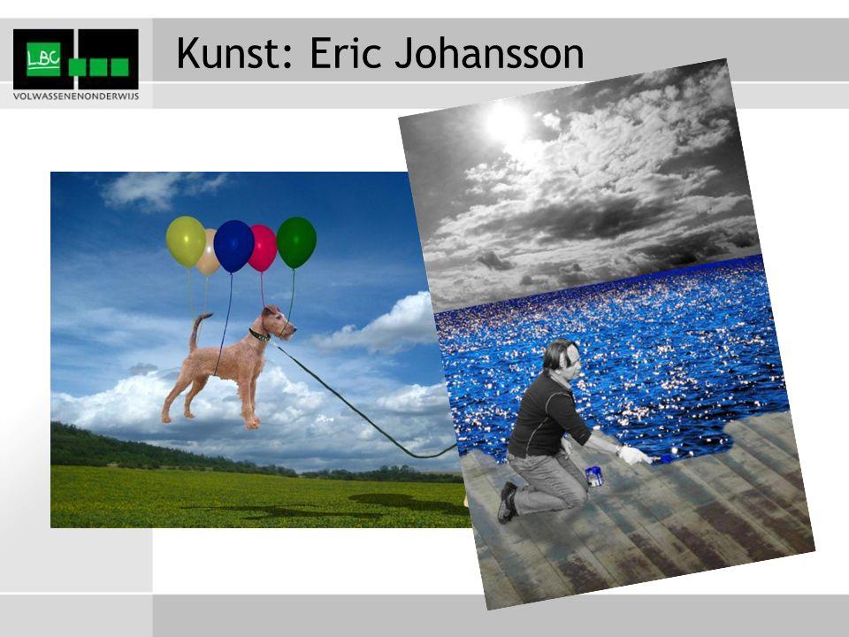 Kunst: Eric Johansson