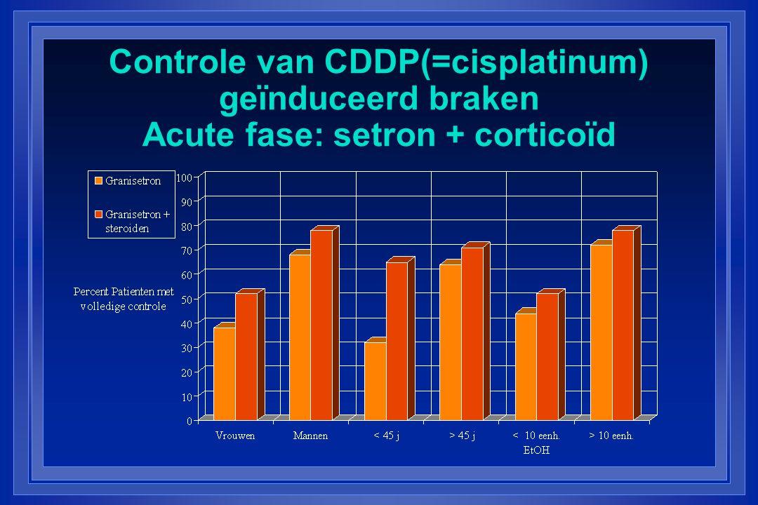 10-2003 Start Letrozole02-2005 Onder Exemestane02-2004 Start Exemestane BV 590722V201 - Illustratie palliatieve HT - Succes van drie behandelingen * 05-1999: 40j, BK re, premenop, mediastinale meta 's, IDA G3, ER 0, PR ++, c-erb2 0 R/ Zoladex + Tamoxifen.