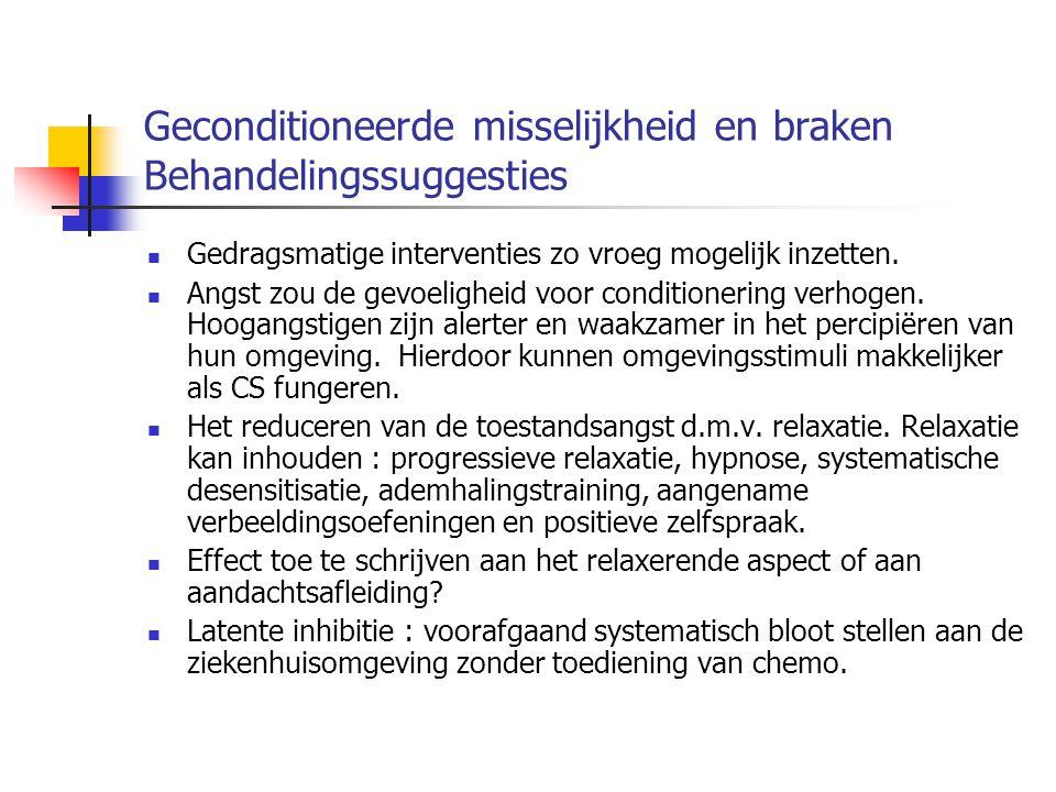 Cognitieve therapie Enkele essentiële vragen : - Hoe heeft de patiënt deze klachten ontwikkeld.