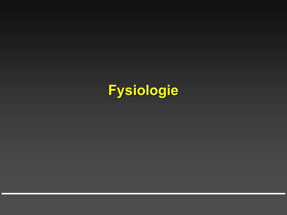 De enzymen van het Pancreas  Lipase: vertering van vetten  Amylase: vertering van koolhydraten  Proteasen: Trypsine, Chymotrypsine, Elastase en Carboxypeptidase: vertering van eiwitten