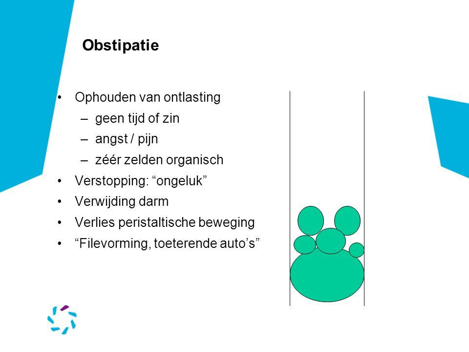 Behandeling van obstipatie Uitleg en educatie .