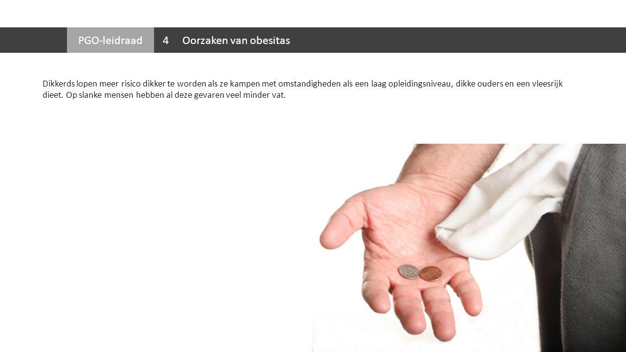 PGO-leidraad Nederlandse en Duitse onderzoekers komen op 22 mei in Current Biology tot de conclusie dat social jetlag een oorzaak kan zijn van obesitas.