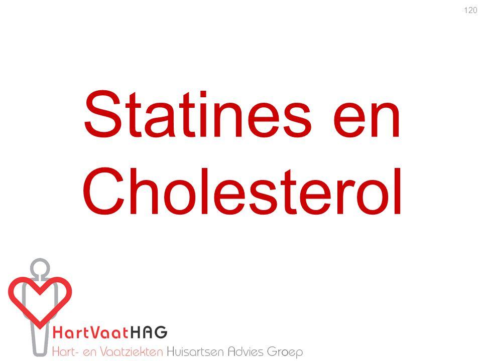 Statines en Cholesterol 120