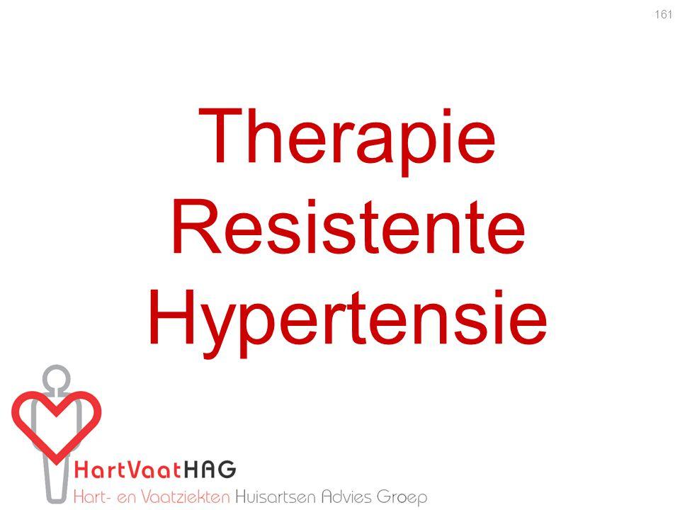 Therapie Resistente Hypertensie 161