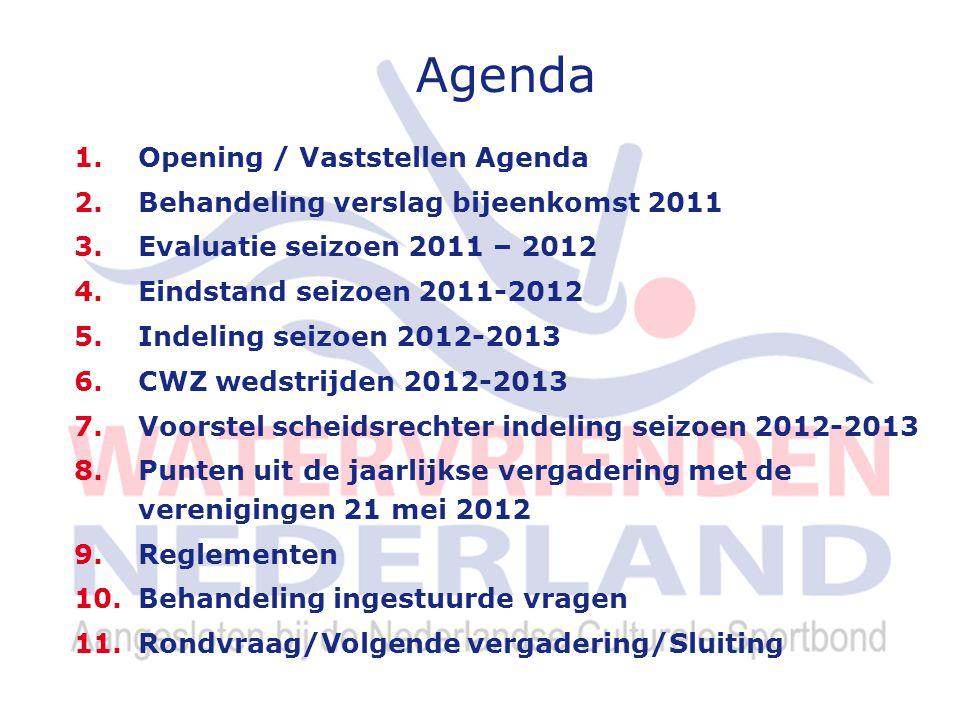 2 Behandeling verslag 2011 Pnt.