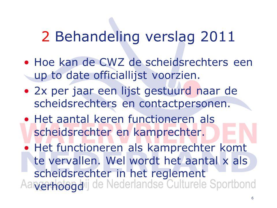 3 Evaluatie Seizoen 2011 - 2012 LZK NCS wedstrijden (Sprint en 100m) BZK Master-zwemkampioenschap.