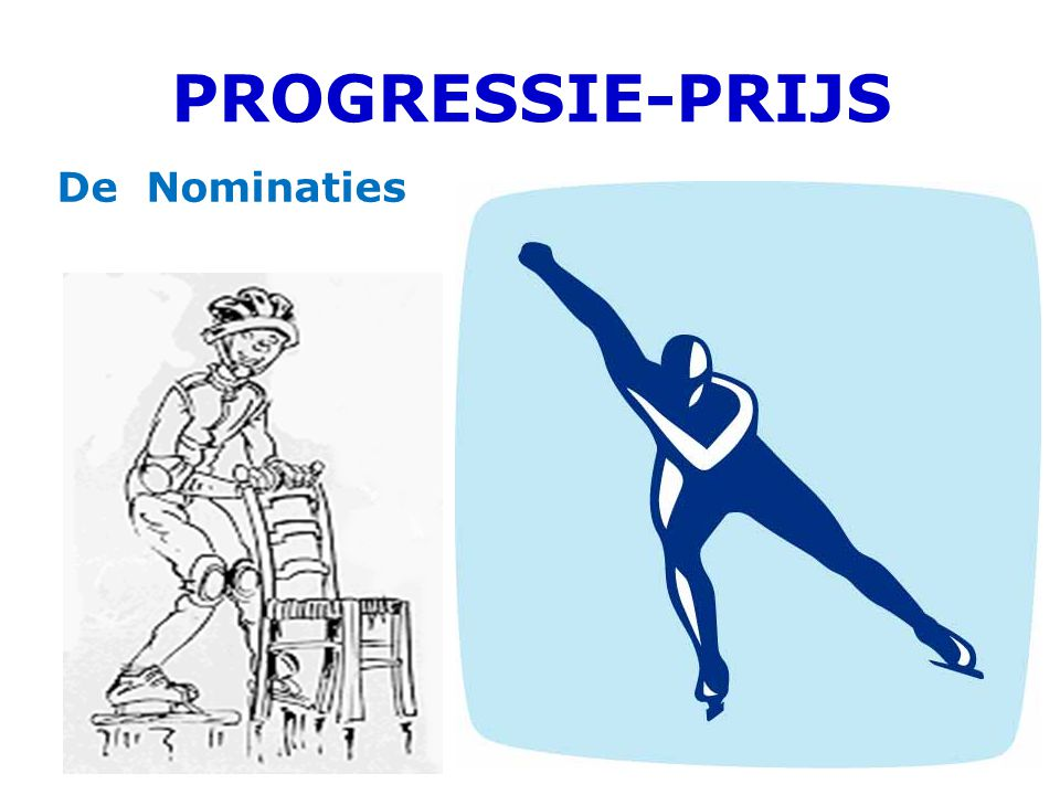 PROGRESSIE-PRIJS De Nominaties