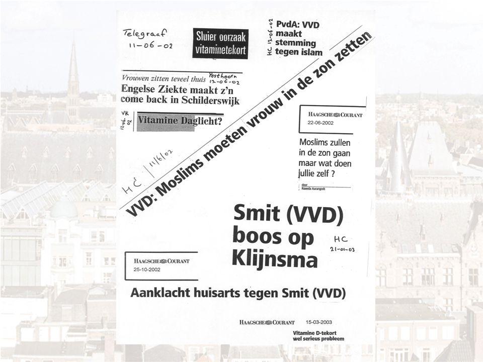 Onderzoeksvragen Hoe vaak komt vitamine D-tekort voor bij volwassen niet-westerse Nederlanders.
