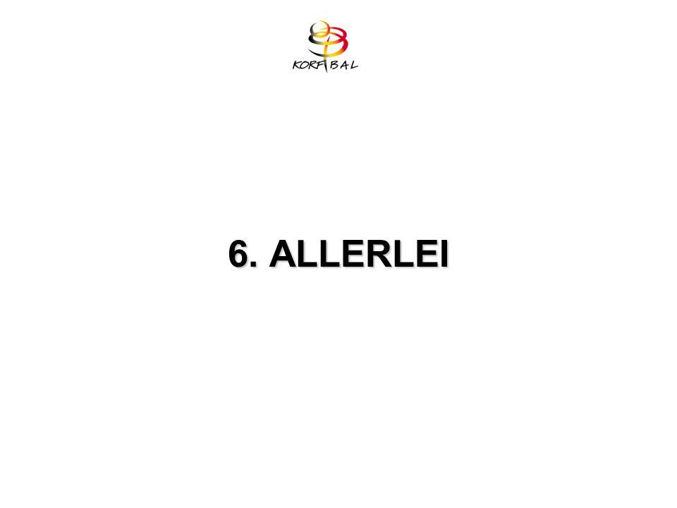 6. ALLERLEI
