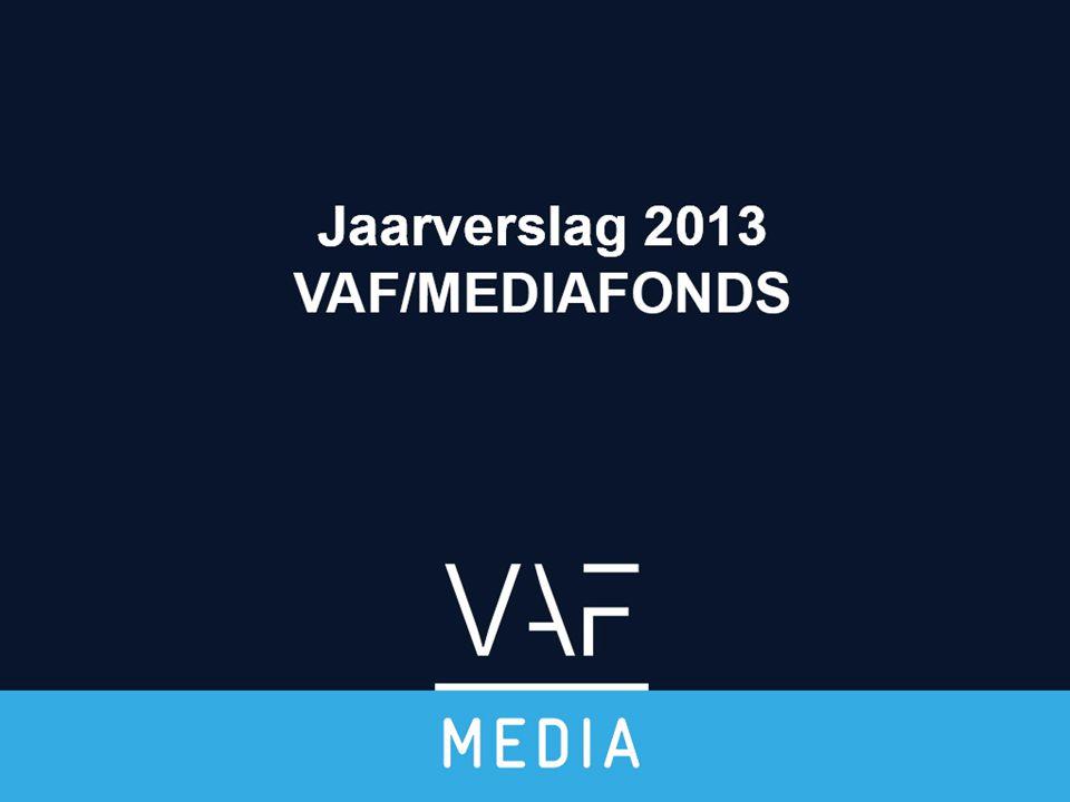 Q & A Jaarverslag 2013 Mediafonds