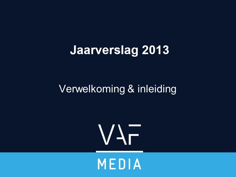 Aantal ingediende projecten per zender Jaarverslag 2013 Mediafonds FICTIE VRTVMMADe VijverBites EuropeTOTAAL éénCanvasKetnetVTM2BEJIMKzoomviervijfacht Aantal projecten1023129625 Totaal45152567