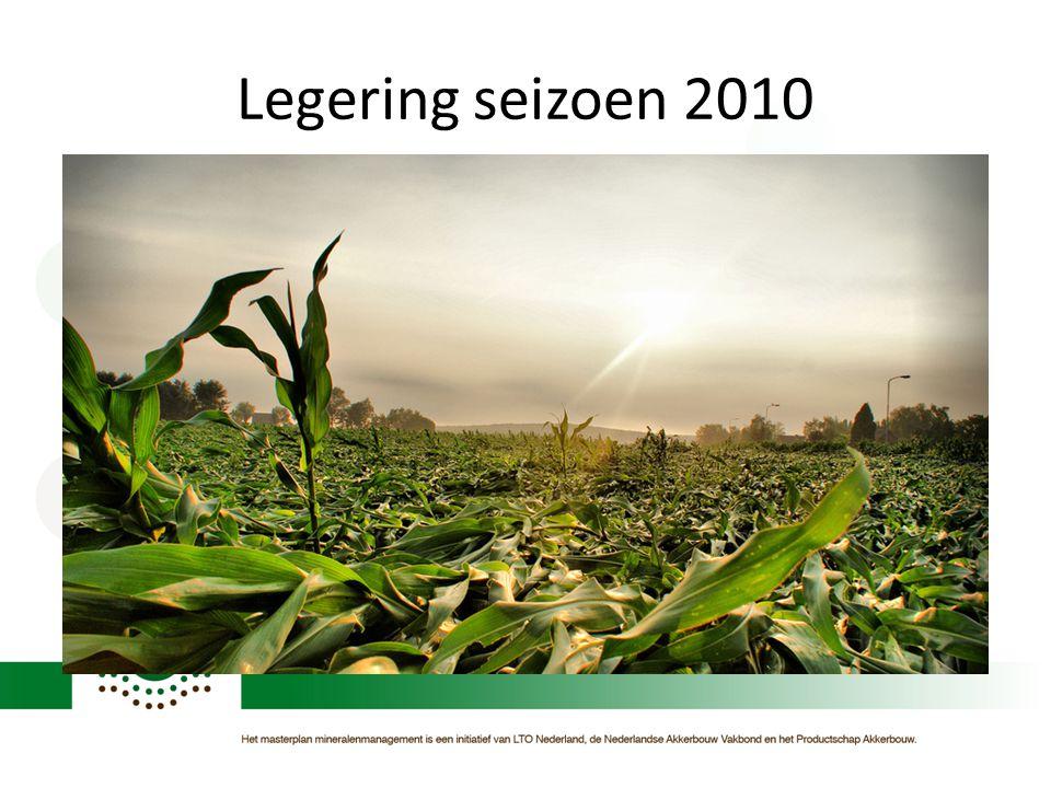 Legering seizoen 2010