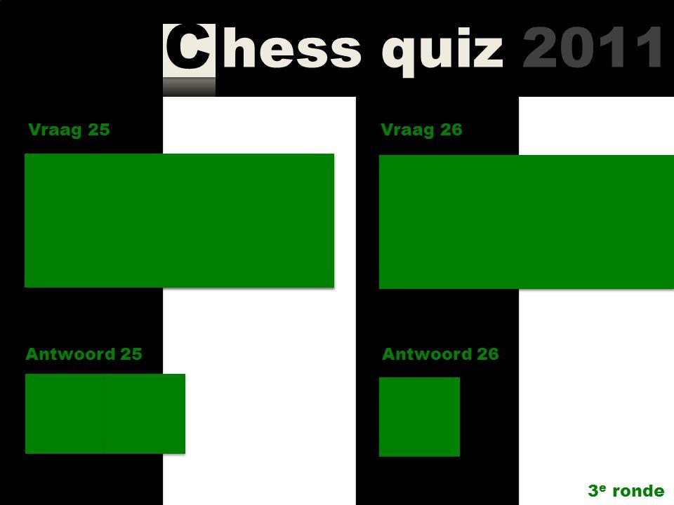 hess quiz 2011 C Vraag 25 Antwoord 25 Wie won Gibraltar 2010.