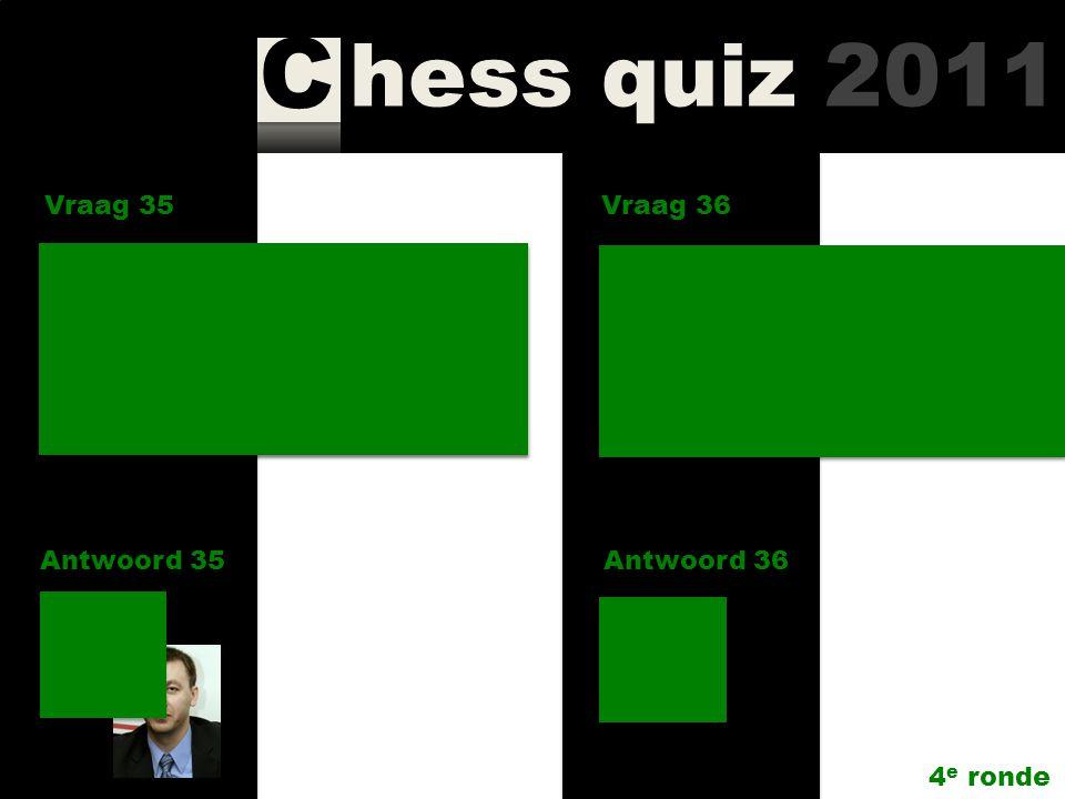 hess quiz 2011 C Vraag 33 Antwoord 33 Voor welk kledingmerk maakte Magnus Carlsen reclame in 2010; welke beroemde fotograaf maakte de bijbehorende fot