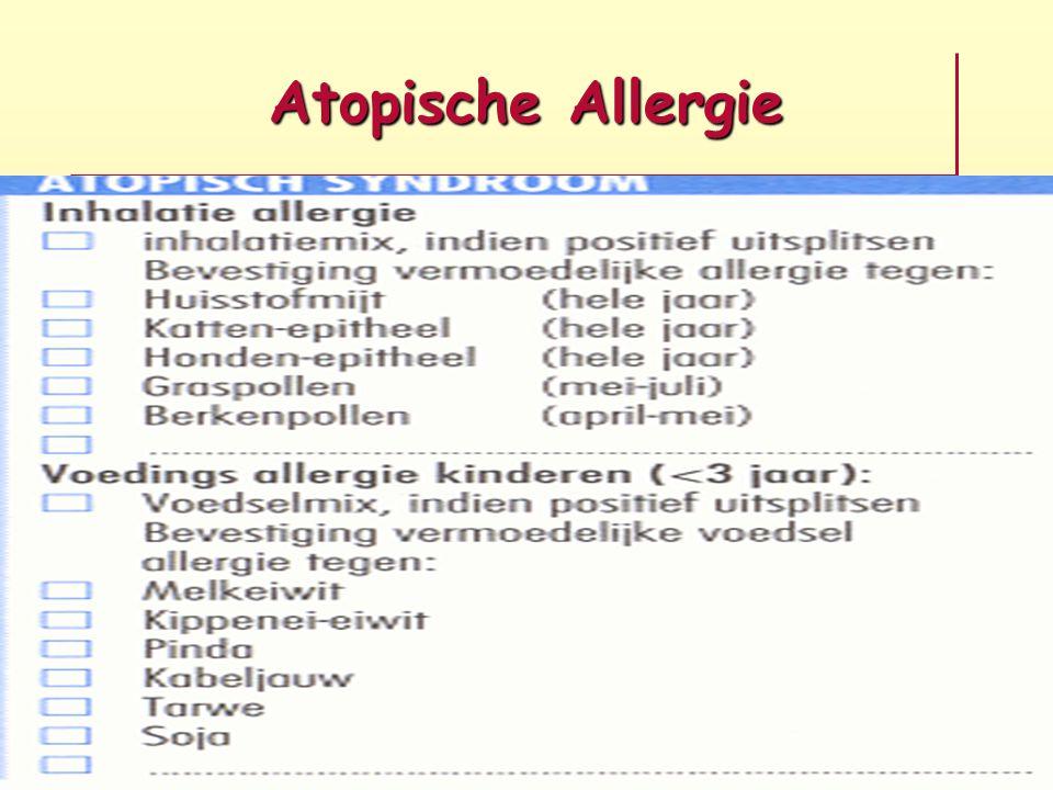 Atopische Allergie
