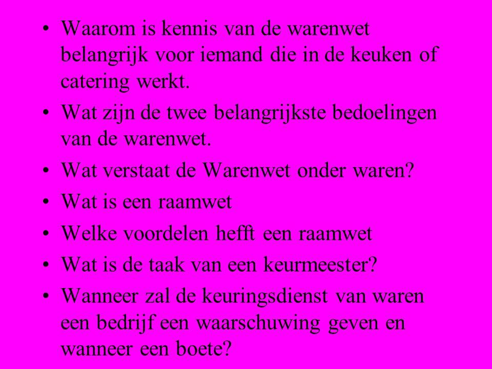 Nog een herhaling. (blz 69 csc1) B.M. Dijkman ROC ASA, Amsterdam