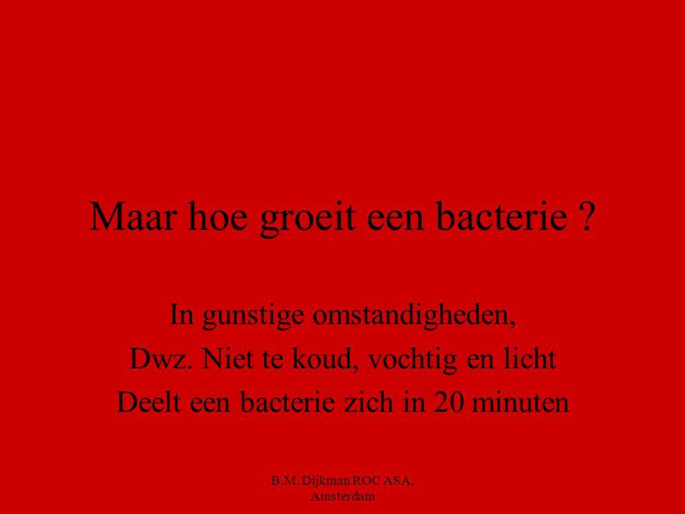 B.M. Dijkman ROC ASA, Amsterdam Hoe droog je je handen Droog je handen met een wegwerpdoek Doe hier ook de kraan mee dicht Gooi je papier weg in een p