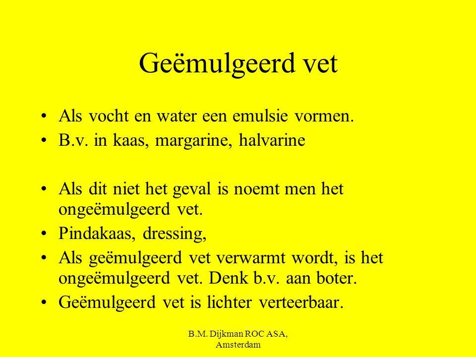 B.M. Dijkman ROC ASA, Amsterdam Zoek dat maar even op. Je krijgt 4 minuten de tijd.
