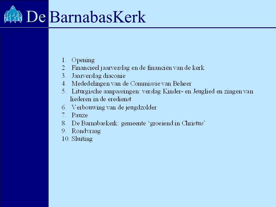 BarnabasKerk De