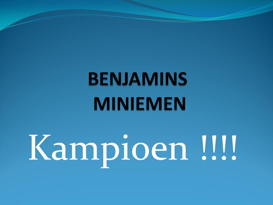 Kampioen !!!!