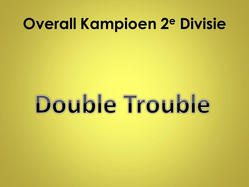 Overall Kampioen 2 e Divisie