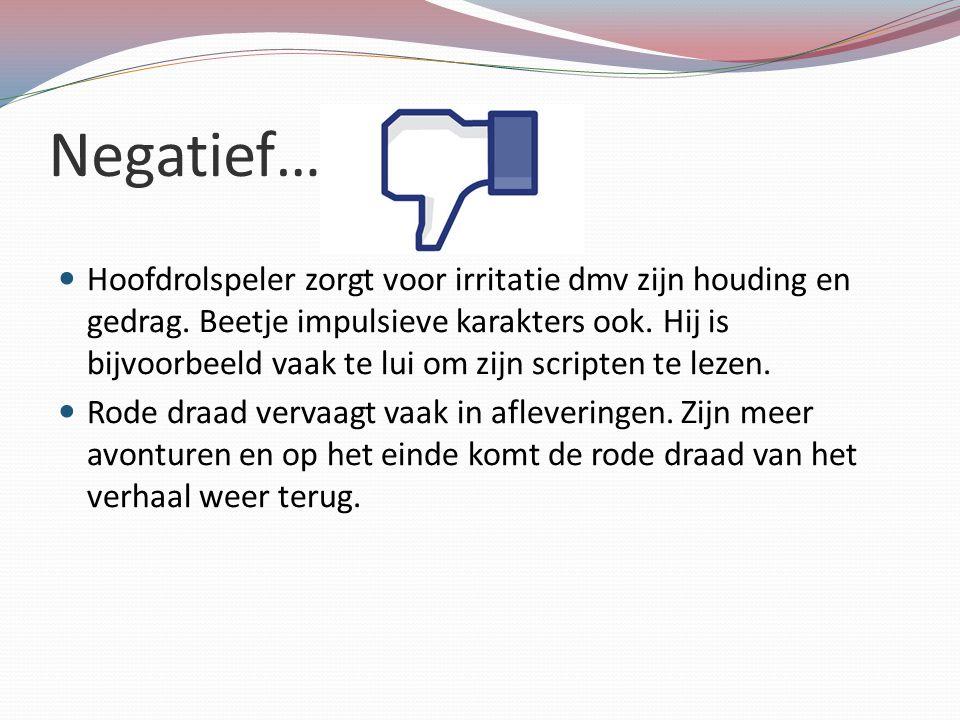 Succesfactor… Ja… Wat is nou de succesfactor.