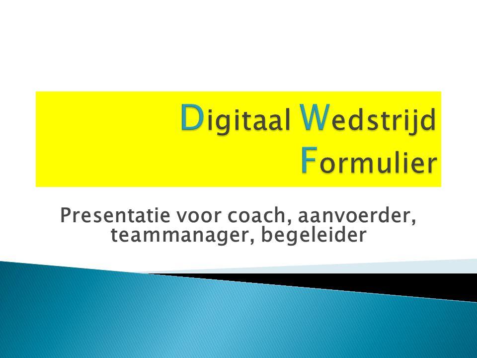 Altijd inloggen via de knop digitaal wedstrijdformulier op onze site www.hcmill.nl Ook bij UIT wedstrijden