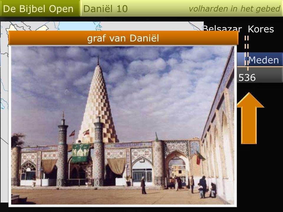 De Bijbel Open Daniël 10 volharden in het gebed Genesis 2 : 14 de naam van de 3 e rivier is Tigris; die loopt ten oosten van Assur.