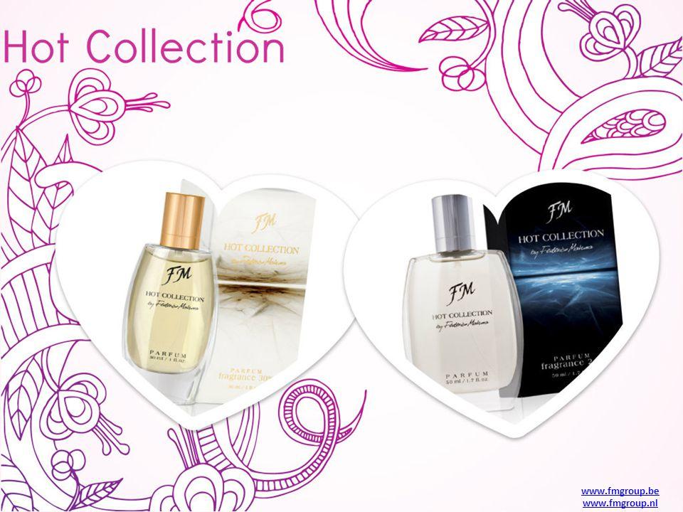 FM GROUP Hot Collection Vrouwen - Parfum: 30% geurconcentraat Mannen - Parfum: 24% geurconcentraat