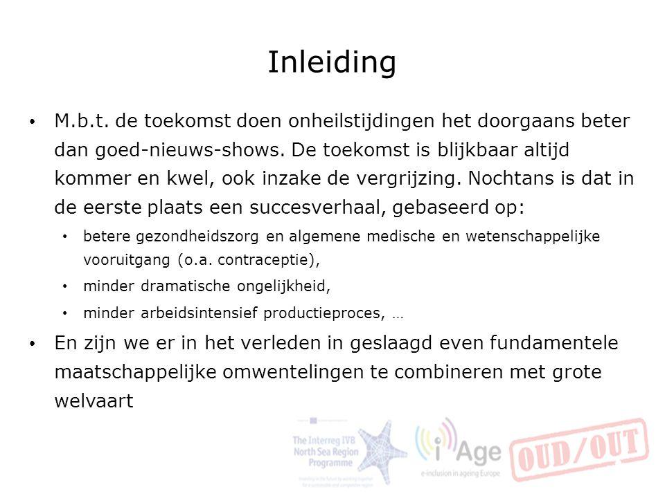 Bevolkingsprojecties West-Vlaanderen 25
