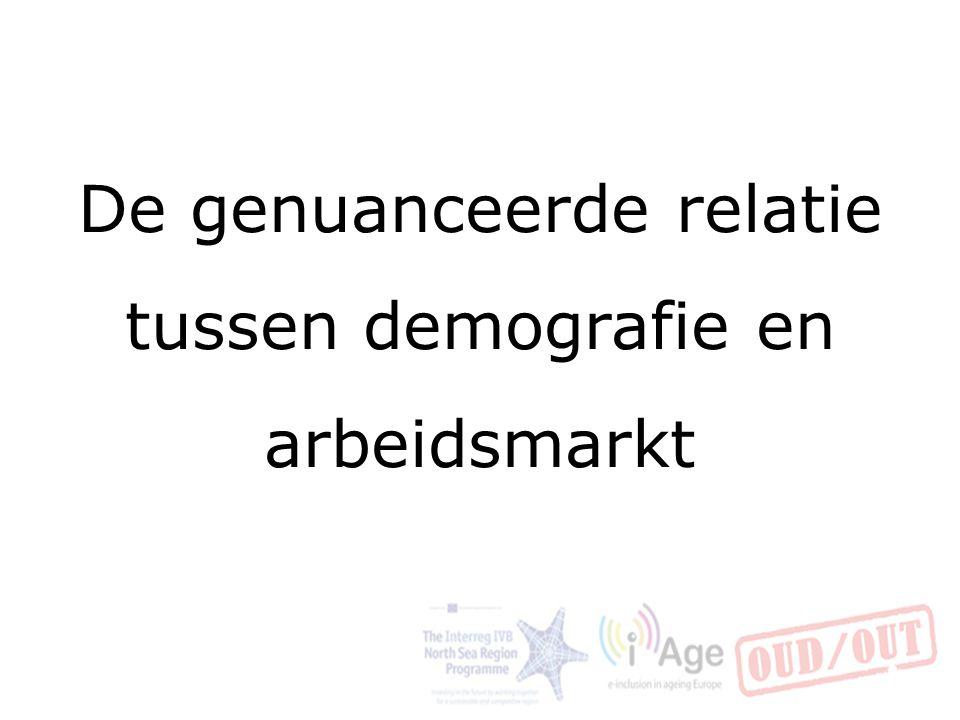 De genuanceerde relatie tussen demografie en arbeidsmarkt 44