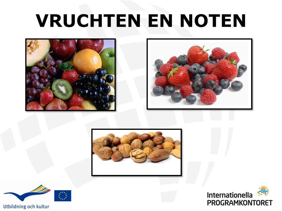 Steen Vruchten Steen vruchten zijn benoemt naar de grote, harde pit die het midden van de vrucht vormt.