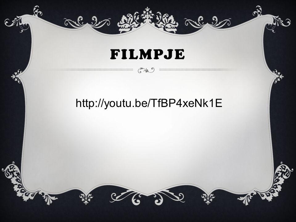 FILMPJE http://youtu.be/TfBP4xeNk1E