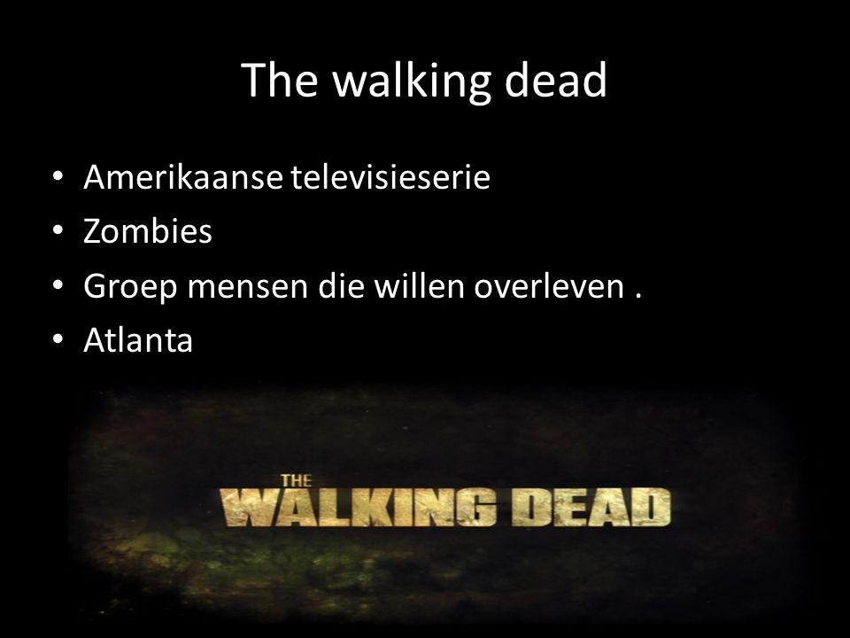 Recensies  Erg positief  Goed geacteerd  Goede tempo  Beste zombie show ooit