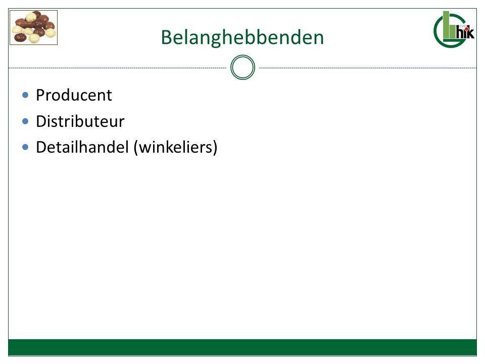 Markt en doelgroep (1) Nu (in Nederland): seizoensproduct (Sinterklaas, september - december)  POP: speciaal voor Sinterklaas, iets lekkers om te eten  POD: andere vorm, andere smaak, combinatie van kruidnoten (speculaas-achtig) en chocolade, rondstrooibaar  Doelgroep: Zwarte Piet (om rond te strooien), iedereen die dit graag eet