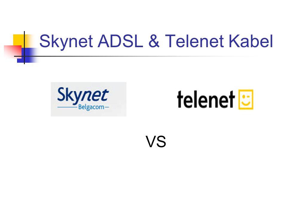 Besluit  Is xDSL en/of Kabel beschikbaar in je omgeving.