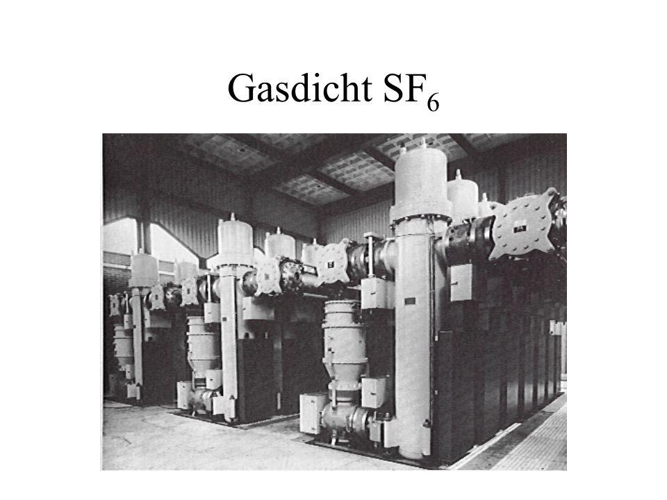Gasdicht SF 6
